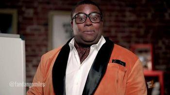 Fandango TV Spot, 'Miles Mouvay: Breakdown' Featuring Kenan Thompson - 287 commercial airings