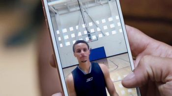 Apple iPhone 6s TV Spot, 'Half Court' Featuring Stephen Curry - 118 commercial airings
