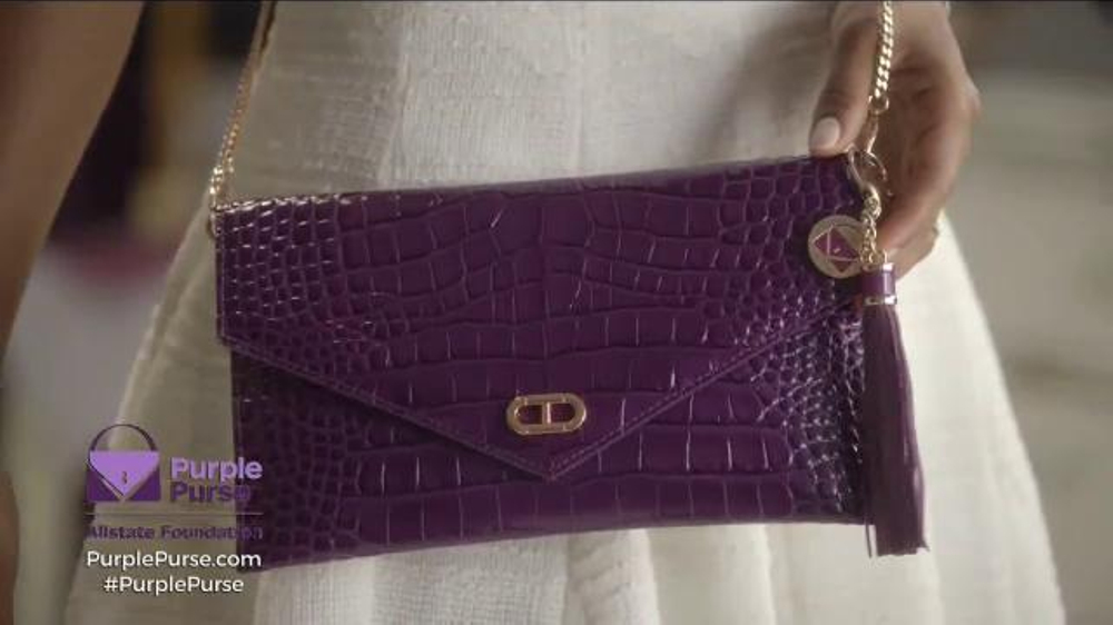 Purple Purse TV Commercial, 'Financial Abuse' Featuring Kerry Washington