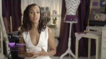 Purple Purse TV Spot, 'Financial Abuse' Featuring Kerry Washington - Thumbnail 1