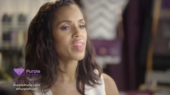 Purple Purse TV Spot, 'Financial Abuse' Featuring Kerry Washington - Thumbnail 7