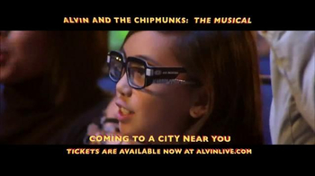 Alvin and the Chipmunks: The Musical TV Spot, 'Once in a Lifetime' - Thumbnail 3