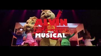 Alvin and the Chipmunks: The Musical TV Spot, \'Once in a Lifetime\'