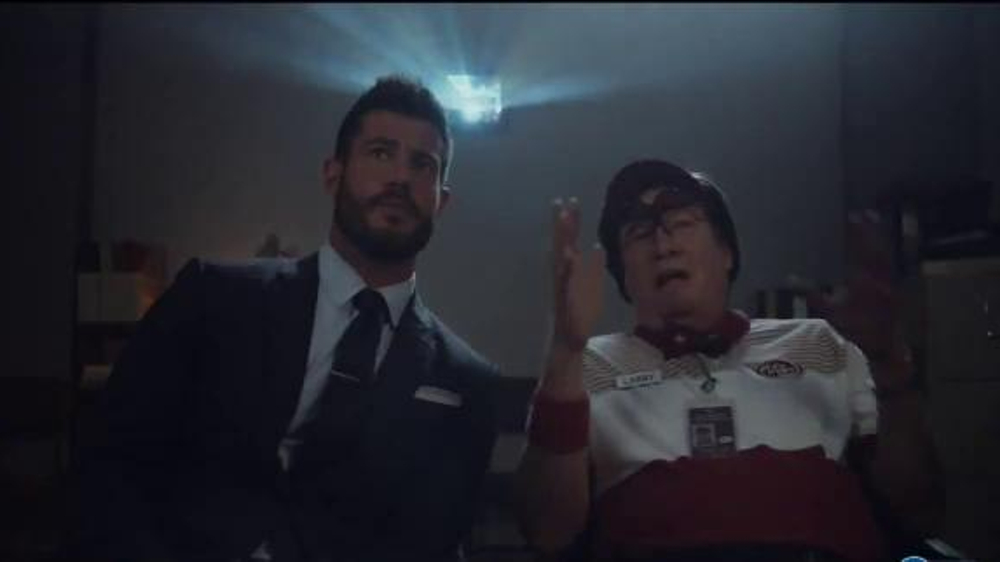 Dr Pepper TV Commercial, 'SEC Network' Featuring Jesse Palmer