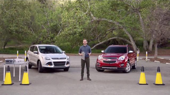 2015 Chevrolet Equinox TV Spot, 'Family Road Trips' - 30 commercial airings