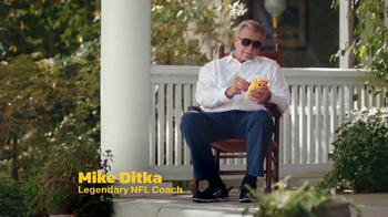 McDonald's TV Spot, 'Ditka's New Team' Featuring Mike Ditka - Thumbnail 1