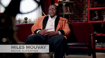 Fandango TV Spot, 'Miles Mouvay: Life Long Love Affair' Ft. Kenan Thompson - Thumbnail 1