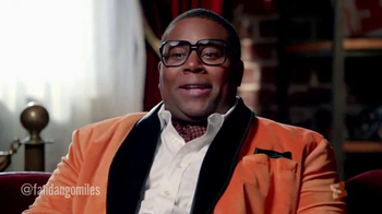 Fandango TV Spot, 'Miles Mouvay: Life Long Love Affair' Ft. Kenan Thompson - Thumbnail 4