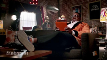 Fandango TV Spot, 'Miles Mouvay: Life Long Love Affair' Ft. Kenan Thompson - Thumbnail 6