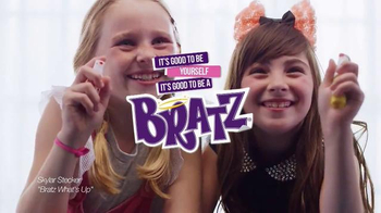 Bratz CIY Playset TV Spot, 'Anything You Can Think Of' - 263 commercial airings