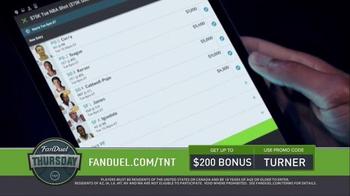 FanDuel TV Spot, 'TNT' - Thumbnail 3