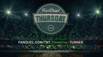 FanDuel TV Spot, 'TNT' - Thumbnail 6