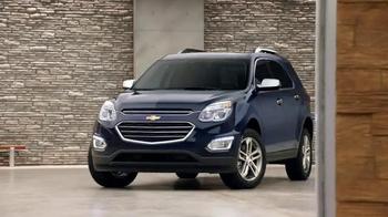Chevrolet Equinox TV Spot, 'Forward Collision Alert: Math Problem' - Thumbnail 6