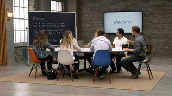 Chevrolet Equinox TV Spot, 'Forward Collision Alert: Math Problem' - 775 commercial airings
