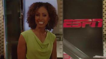 Indiana University TV Spot, 'Fulfilling the Promise: Sage Steele' - Thumbnail 8