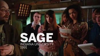 Indiana University TV Spot, 'Fulfilling the Promise: Sage Steele'