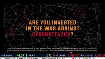 Pure Funds TV Spot, 'Invested in the War Against Cyberattacks' - Thumbnail 6