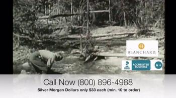 Blanchard and Company Silver Morgan Dollars TV Spot, 'Wild West' - Thumbnail 4
