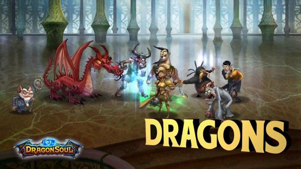"Generateur ""Dragon Soul"" mod"