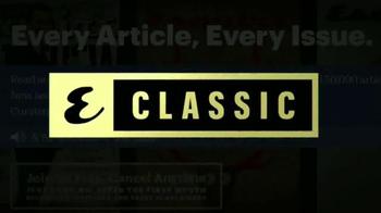 Esquire Classic TV Spot, 'Complete Digital Archive' - Thumbnail 2