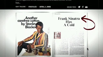 Esquire Classic TV Spot, 'Complete Digital Archive'