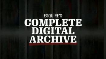 Esquire Classic TV Spot, 'Complete Digital Archive' - Thumbnail 9