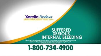 Crumley Roberts TV Spot, 'Xarelto Warning: Serious Bleeding' - Thumbnail 2