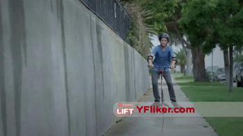 Y Flicker Lift TV Spot, 'A Whole New Level of Fun' - Thumbnail 1