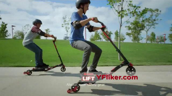 Y Flicker Lift TV Spot, 'A Whole New Level of Fun'