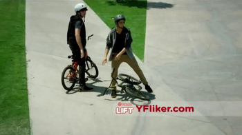 Y Flicker Lift TV Spot, 'A Whole New Level of Fun' - Thumbnail 5