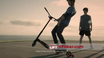 Y Flicker Lift TV Spot, 'A Whole New Level of Fun' - Thumbnail 7