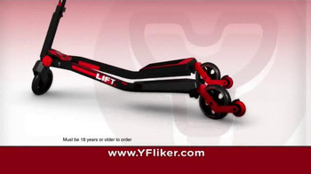 Y Flicker Lift TV Spot, 'A Whole New Level of Fun' - Thumbnail 8