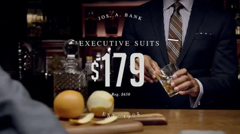 JoS. A. Bank TV Spot, 'Executive and Traveler Suits' - Thumbnail 3
