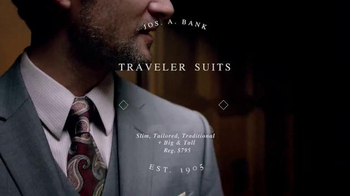JoS. A. Bank TV Spot, 'Executive and Traveler Suits' - Thumbnail 4