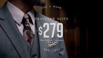 JoS. A. Bank TV Spot, 'Executive and Traveler Suits' - Thumbnail 5
