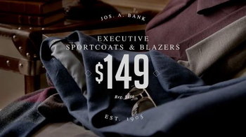 JoS. A. Bank TV Spot, 'Executive and Traveler Suits' - Thumbnail 6
