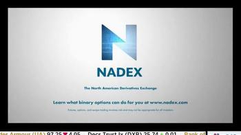 Nadex Binary Options TV Spot, 'Wide Range of Markets' - Thumbnail 9