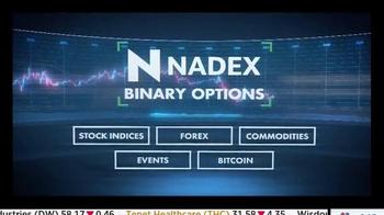 Nadex Binary Options TV Spot, 'Wide Range of Markets' - Thumbnail 3
