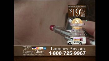 Luminess Air TV Spot, 'Antes y después' [Spanish] - Thumbnail 10
