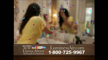 Luminess Air TV Spot, 'Antes y después' [Spanish] - Thumbnail 6