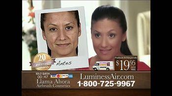Luminess Air TV Spot, 'Antes y después' [Spanish] - Thumbnail 7