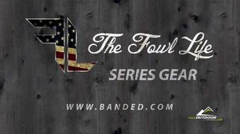Banded Fowl Life Series Gear TV Spot, 'Hoodies, Hats and Calls' - Thumbnail 5