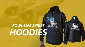 Banded Fowl Life Series Gear TV Spot, 'Hoodies, Hats and Calls' - Thumbnail 2