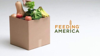 Feeding America TV Spot, 'Disney Channel: This Box'
