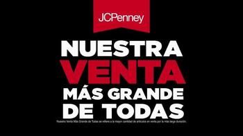 JCPenney La Venta Más Grande de Todas TV Spot, 'Big Buy' [Spanish] - Thumbnail 1