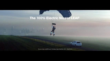 Nissan LEAF TV Spot, 'Electric Journey' - Thumbnail 9