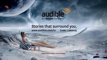 Audible.com TV Spot, 'Stories That Surround You: Young Adult' - Thumbnail 7