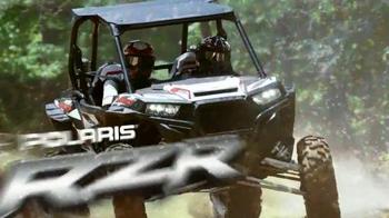 Polaris Holiday Sales Event TV Spot, 'Gift of Horsepower' - Thumbnail 1