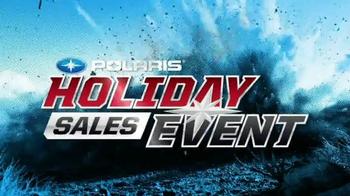 Polaris Holiday Sales Event TV Spot, 'Gift of Horsepower' - Thumbnail 3
