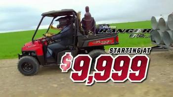 Polaris Holiday Sales Event TV Spot, 'Gift of Horsepower' - Thumbnail 7